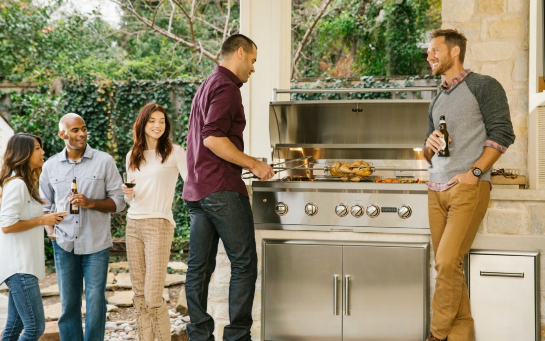 Summer Kitchen Recipes: Enjoy Your Outdoor Space While Cooking ...