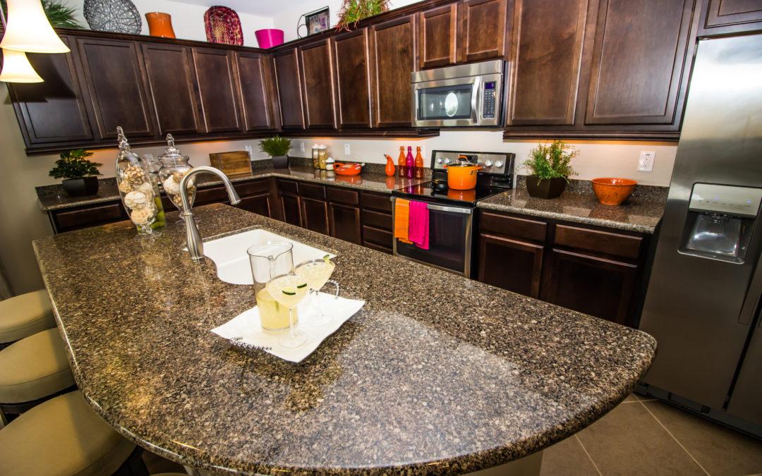 Common Kitchen Countertop Materials That Look Amazing ...